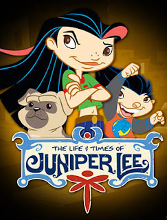 Juniper Lee Sezonul 1 Dublat in Romana Episodul 1