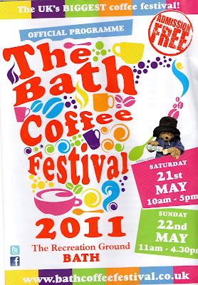 Bath Coffee Festival, Bath, Somerset
