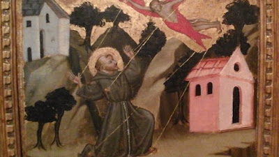 St. Francis of Assisi and the Holy Stigmata