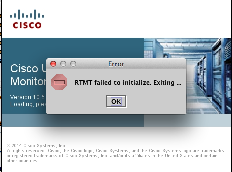 Unified Communications Guerrilla: Installing Cisco RTMT 10 5