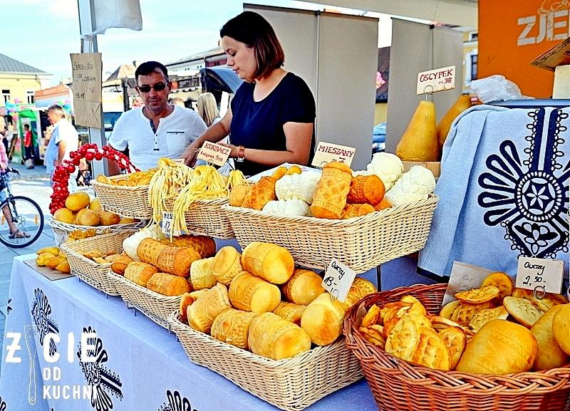 zjedz na polu, oscypki, malopolski festiwal smaku, malopolska, nowy targ, blog, zycie od kuchni