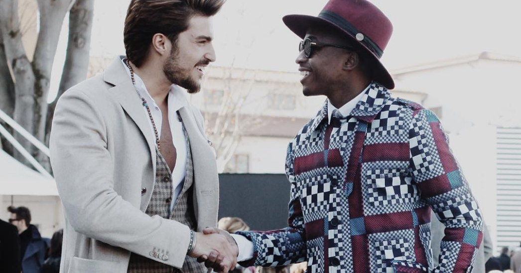 The front row view 5 of the most stylish men s instagrams