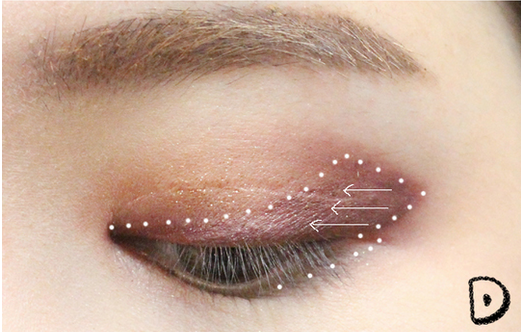 Copper brown Asian Eyes MAKEUP STEP-BY-STEP Tutorial DIY ... - photo#41