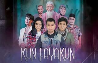 Poster Biodata nama pemain Sinopsis Sinetron Kun Fayakun ANTV lengkap