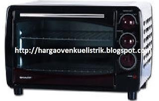 Oven Sharp Watt Kecil