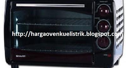 Oven Listrik Watt Kecil Sharp Sebagai Pilihan Terbaik