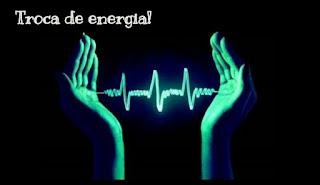 CLIQUE E VEJA: Troca de energia!