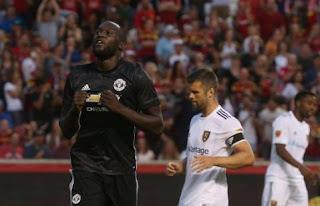 Video Gol Perdana Romelu Lukaku untuk Manchester United