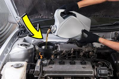 هذا ما يجب عليك معرفته قبل إختيار شراء زيت المحرك !
