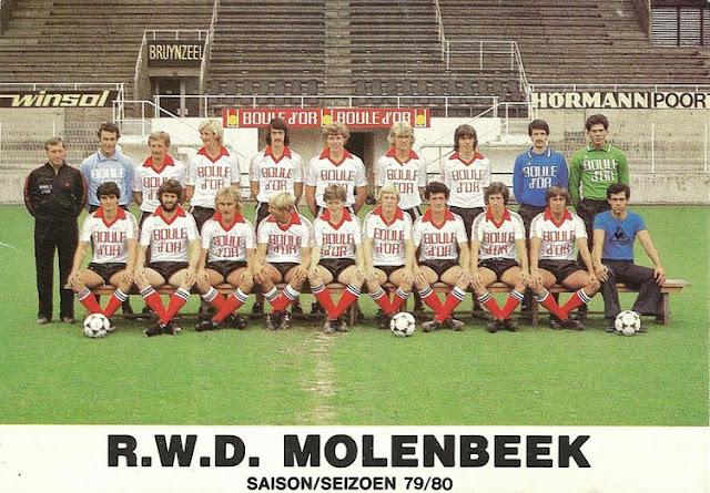 Belçika Ligi Şampiyonları RWD Molenbeek - Kurgu Gücü
