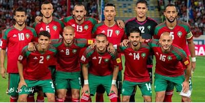 نهاية لقاء المغرب واوكرنيا بالتعادل السلبي