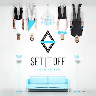 Set It Off - Upside Down (2016) - Album Download, Itunes Cover, Official Cover, Album CD Cover Art, Tracklist