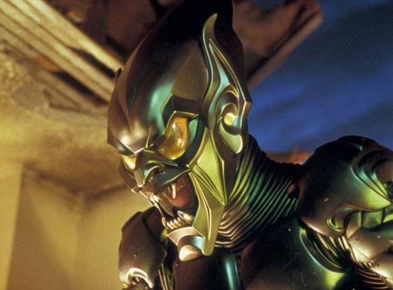 Jedi Mouseketeer: Original Green Goblin Make-up Test For ...