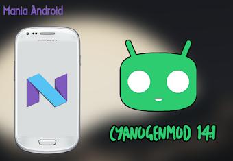 Tutorial - CyanogenMod 14.1 Android Nougat 7.1.1 Oficial no Galaxy S3 Mini (GT-I8190)