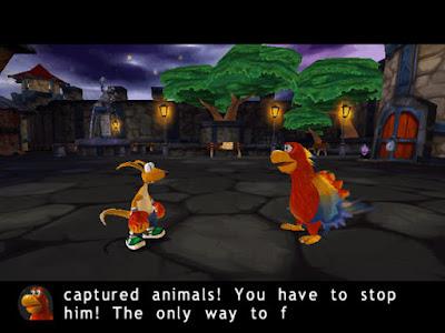 袋鼠闖天關(KAO the kangaroo-Round),3D動作冒險遊戲!