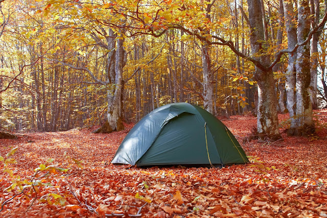How to look after a tent - 5 easy tips