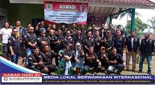 Para Pimpinan Pengurus dan Anggota Kowasi pada Rakor ke-3 Kowsi