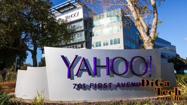 Escritório do Yahoo!