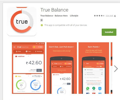 HOW TO EARN MONEY WITH TRUE BALANCE APPS 2