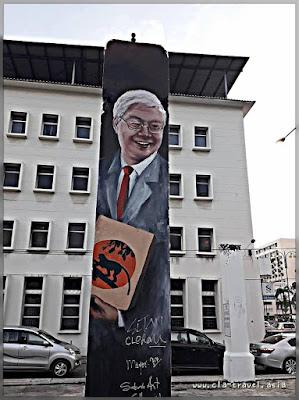 Street Art Kota Kinabalu, Sabah