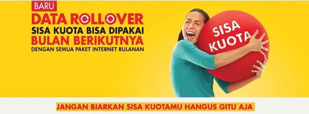 Kuota Indosat tidak akan hangus