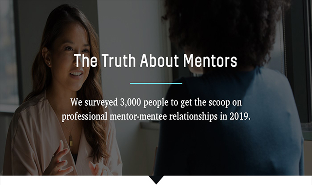 Study Explores Professional Mentor-mentee Relationships In 2019