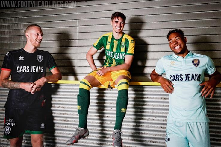 Ado Den Haag 20 21 Home Away Third Goalkeeper Kits Released Footy Headlines