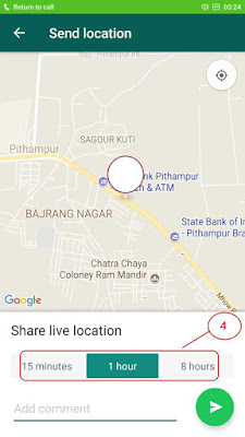 WhatsApp-live-location-share-time-setting