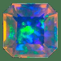 opalo de etiopia - piedra preciosa - foro de minerales