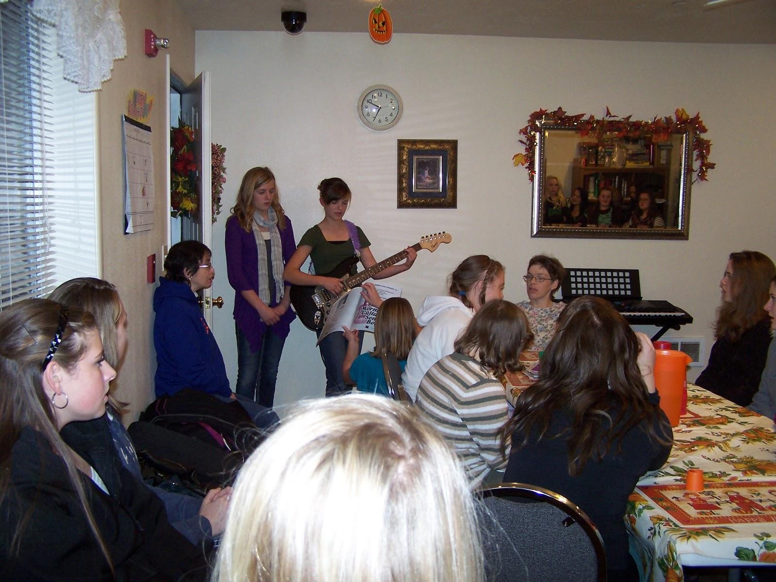 Who Sang Rockin Around The Christmas Tree.Varvel Family New Beginnings Talent Night