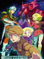 MOBILE SUIT GUNDAM THE ORIGIN OVA