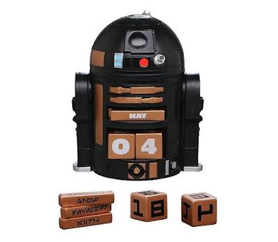 R2-Q5 Droid Perpetual Calendar