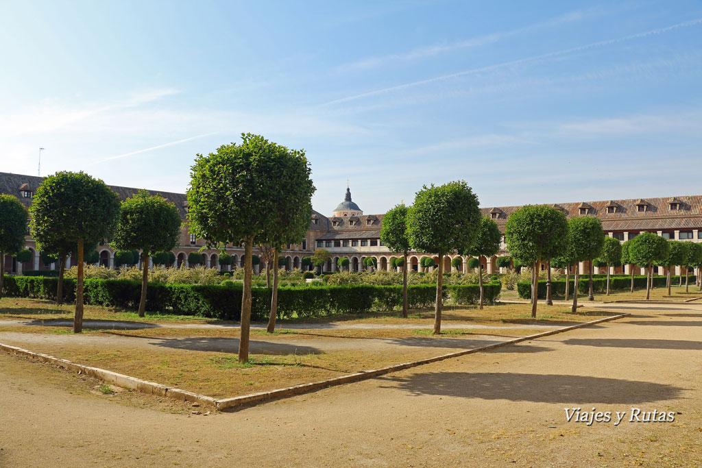 Casa de Oficios y el Cuarto de los Caballeros, Aranjuez