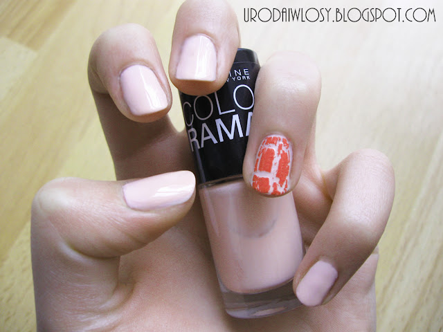 maybelline colorama golden rose graffiti nails 04