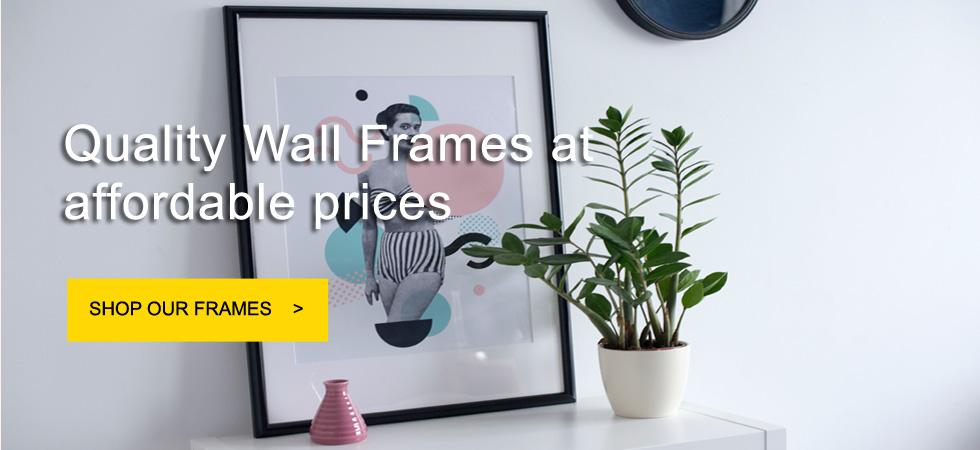 Yuli Interior Wall Frames