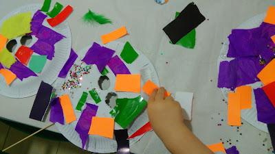 cumpleaños infantil taller en Madrid