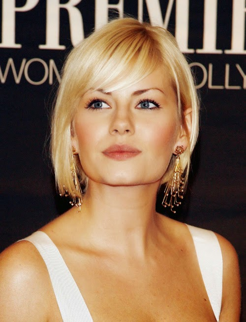 Superb Hairstyle: Bangs Hairstyles Haircuts for Fine Hair