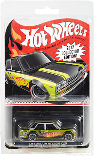 hot wheels k-day datsun bluebird 510