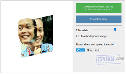 Canggih, Teknologi AI Ini Mampu Merubah Foto Selfie Jadi Wajah 3D