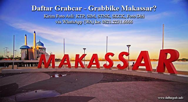 Daftar Grabcar Grabbike Makassar