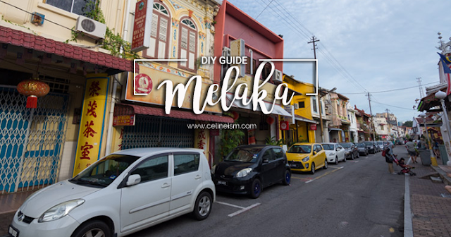 diy guide melaka malaysia