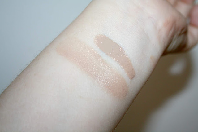 Missha M Perfect Cover BB Cream Swatch