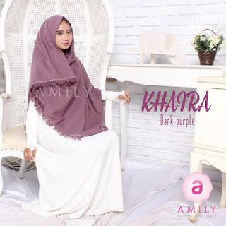 Gamis Amily Hijab