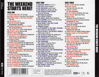 VA - The Weekend Starts Here (Original Sixties Mod Classics)