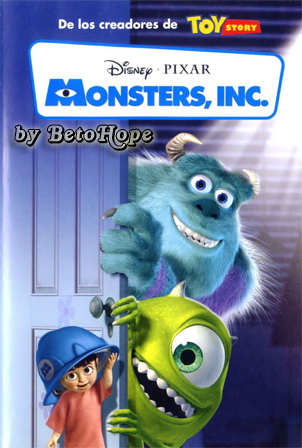 Monster Inc [1080p] [Latino-Ingles] [MEGA]