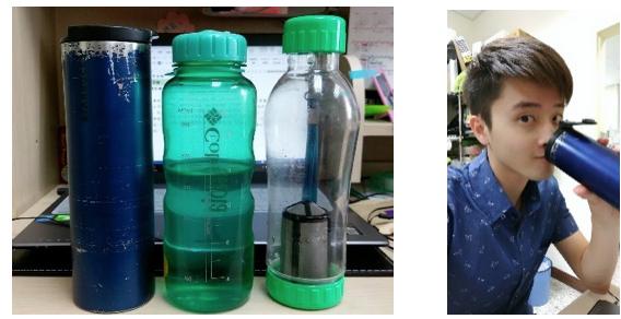 營養師喝水