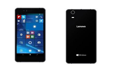 Điện thoại Lenovo chạy Windows