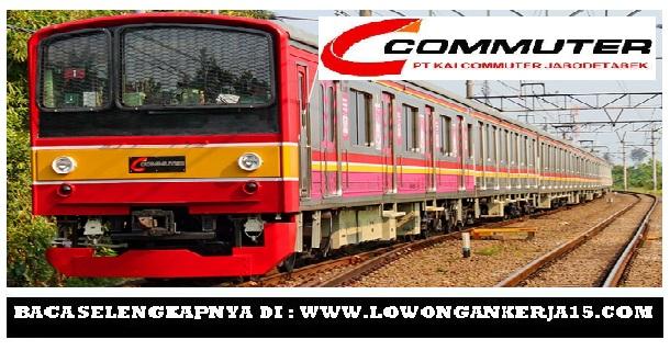 Lowongan kerja Kereta Api KAI Commuter