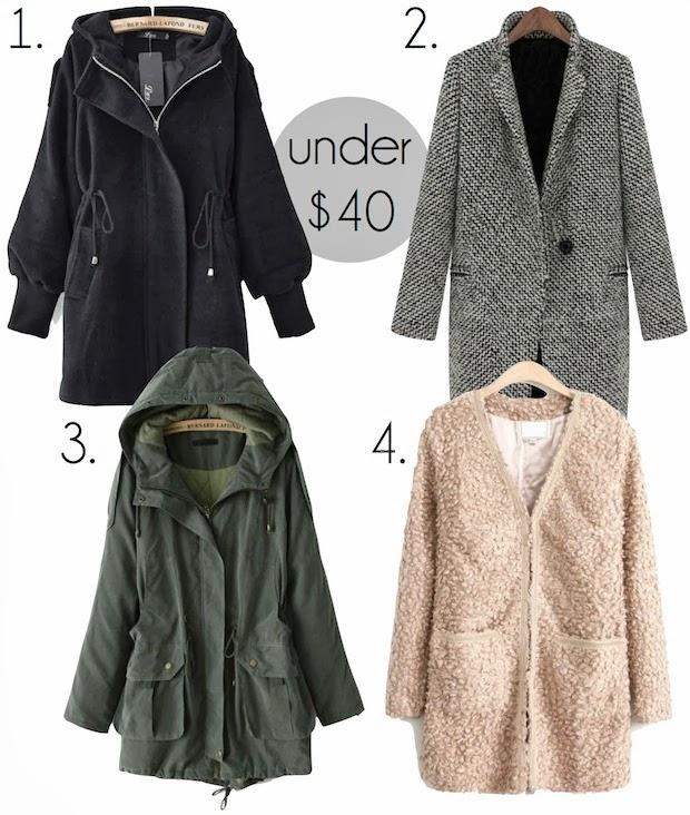 Budget Buy: Winter Coats - Hello Boudreau