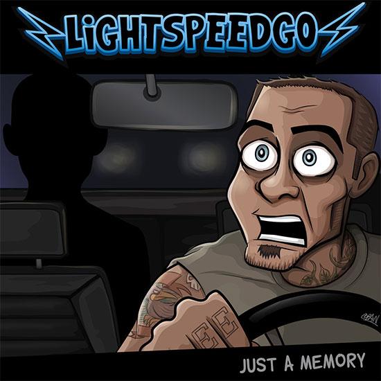 <center>LightSpeedGo stream new EP 'Just A Memory'</center>